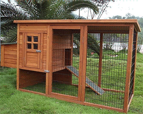 Ready Made Chicken Coop
